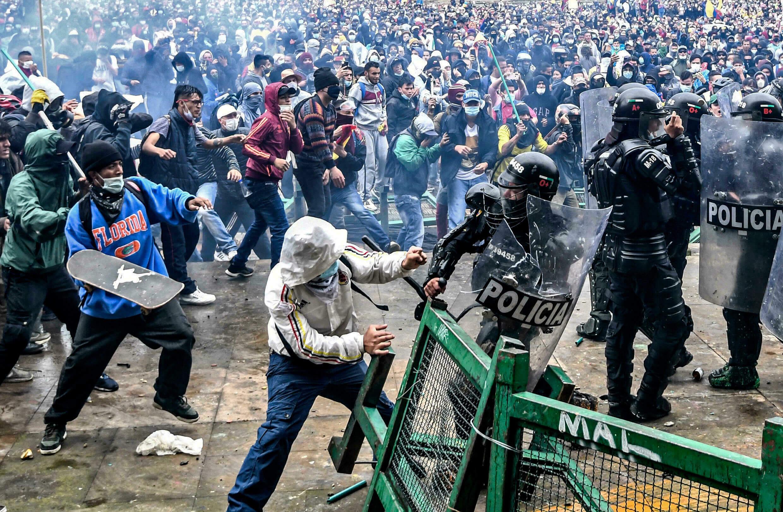 En cuatro meses de protestas se han registrado 29 muertos en el país