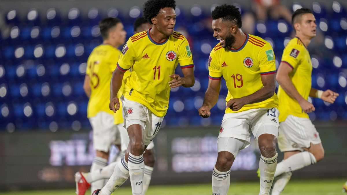 Selección Colombia: estos son los jugadores concentrados y los horarios de los partidos