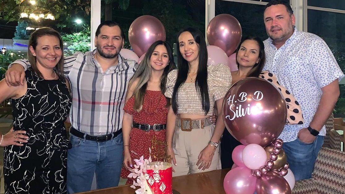 Celebración en familia