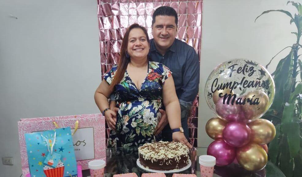 Cumpleaños de María