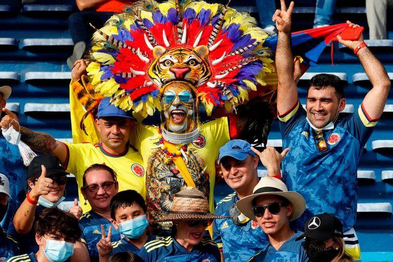 Aprobaron el 75% de aforo para próximos partidos de la Selección Colombia en Barranquilla