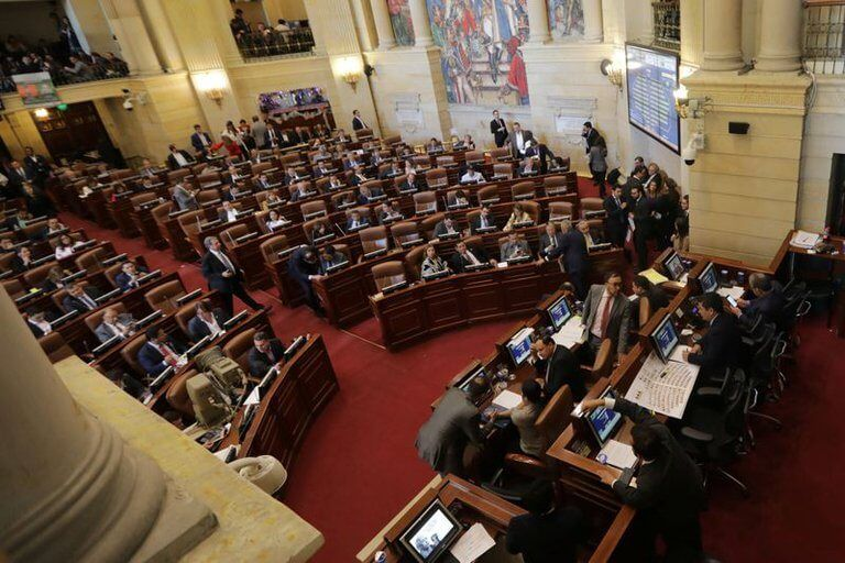 Cayó proyecto de ley para reducir el número de periodos de los congresistas