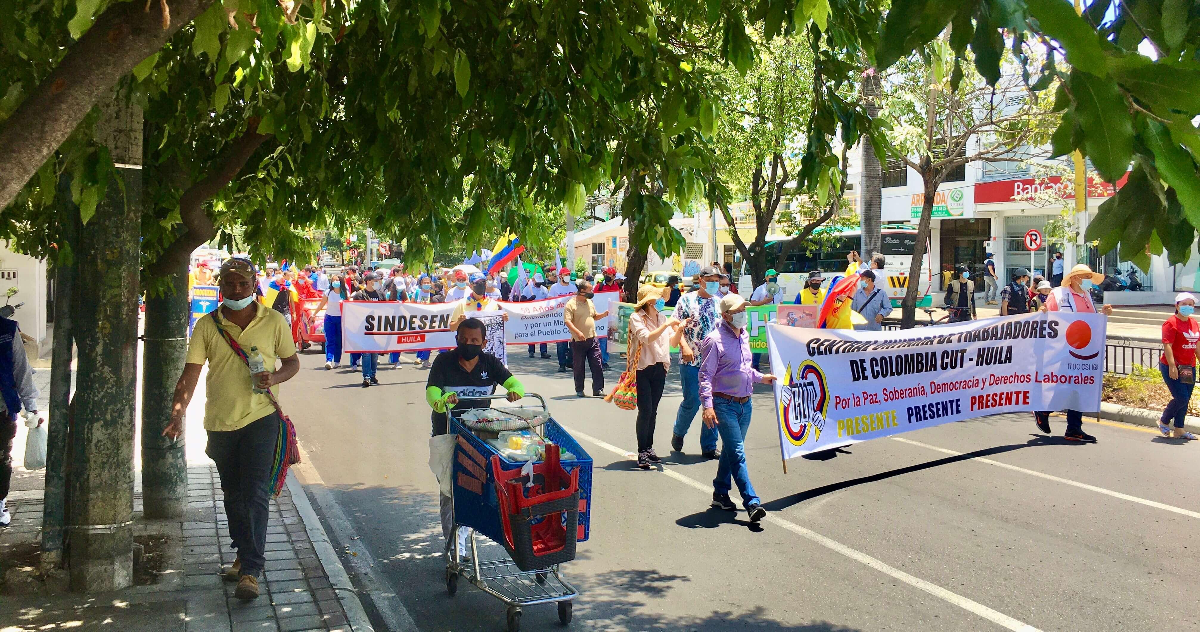 'La indignación ciudadana debe verse reflejada en las calles'