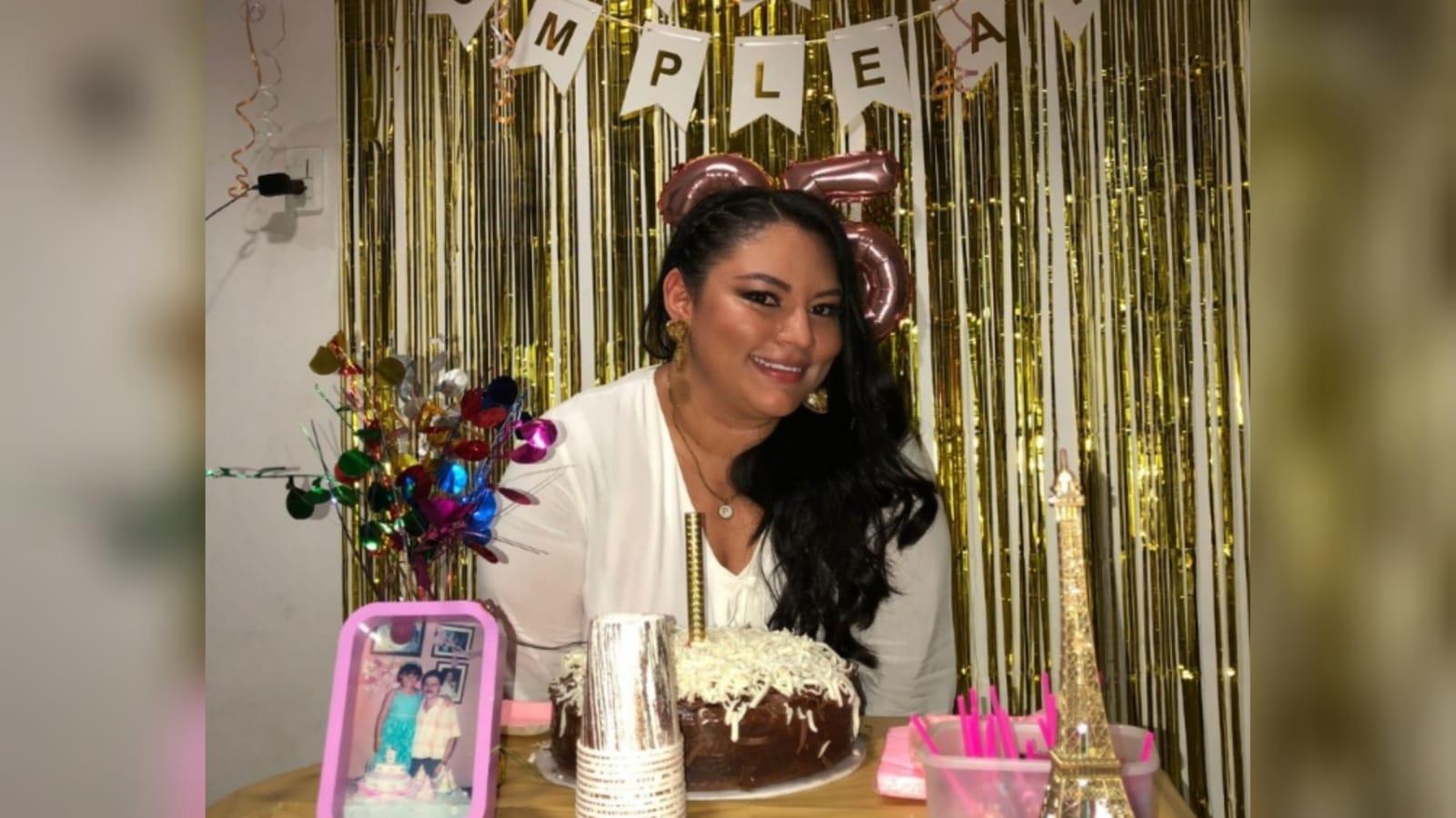 Cumpleaños de Pilar
