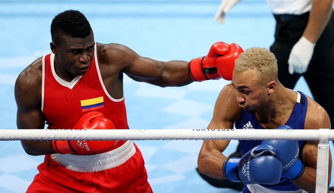 El colombiano Jorge Luis Vivas se despide de los Juegos Olímpicos
