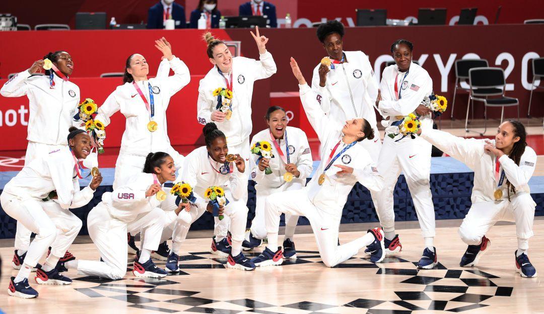 Estados Unidos, el 'supercampeón' olímpico de Tokio 2020