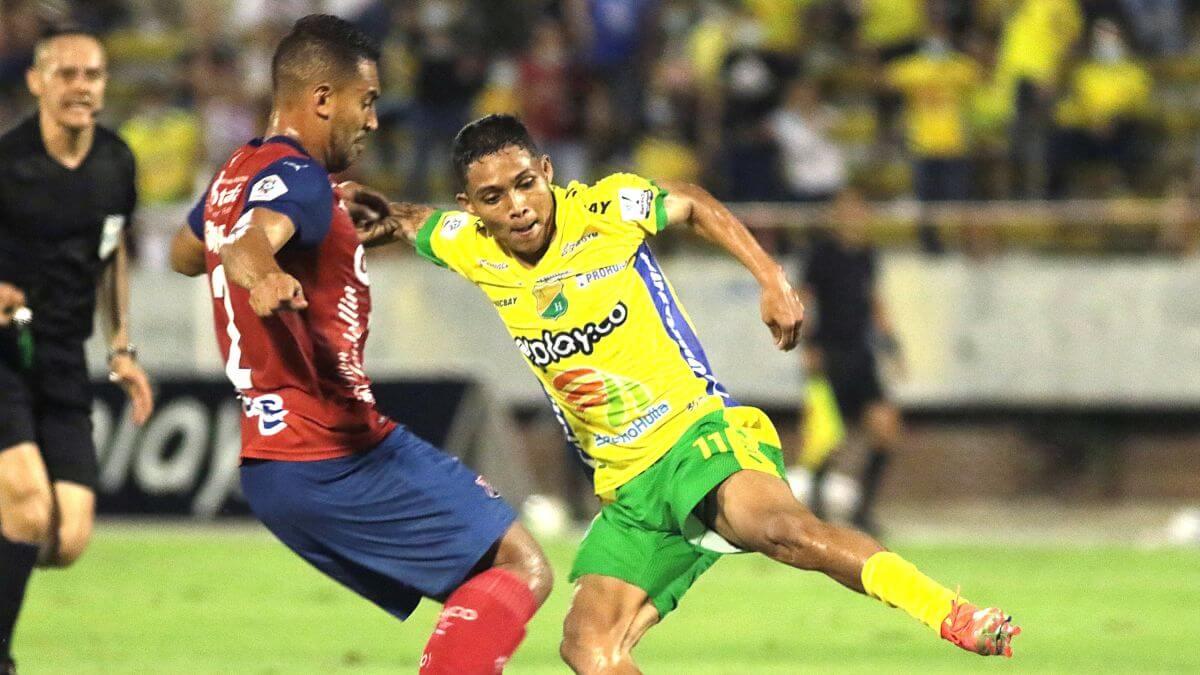Atlético Huila venció al Independiente Medellín en Neiva