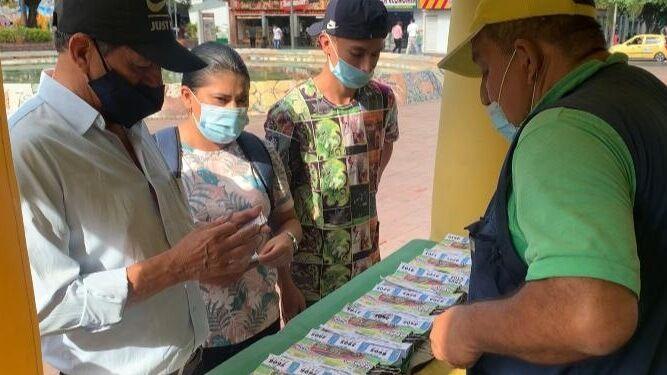 Ser lotero, una herencia de familia