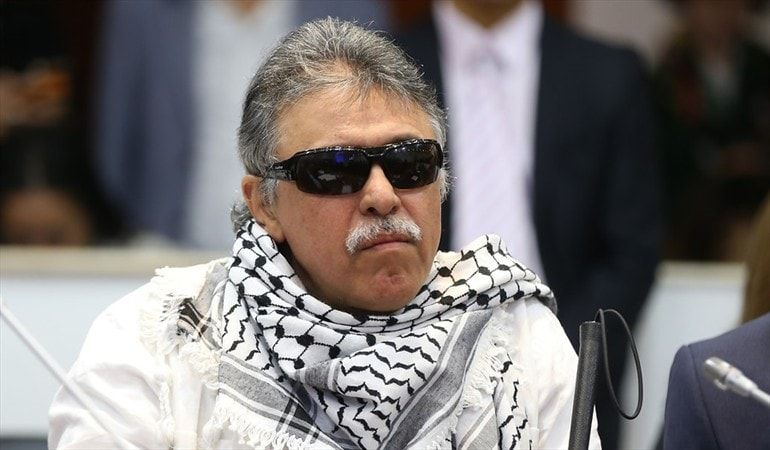 Santrich agradeció a senadores que citaron a debate al exfiscal Néstor Humberto Martínez