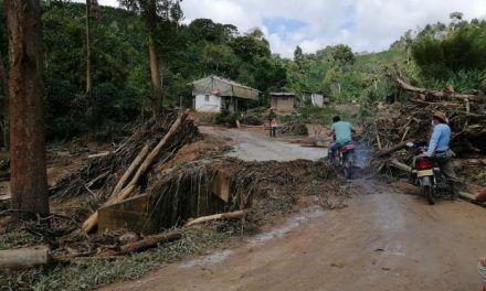 Afectaciones por lluvias aumentaron en el 2020