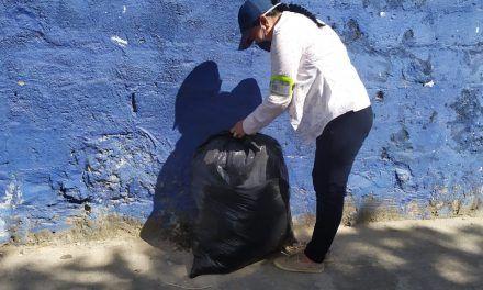 El reciclaje, el sustento diario de muchas familias
