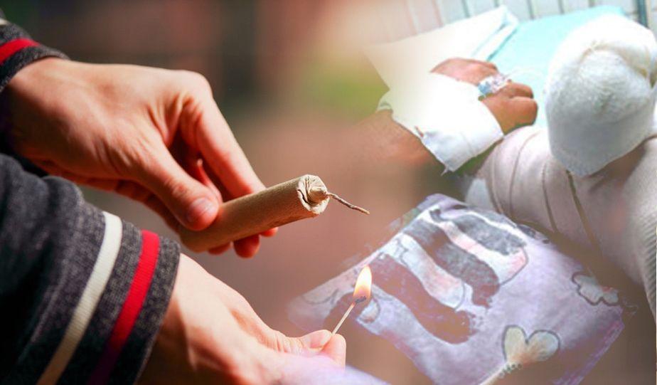 En Neiva, cuatro personas han sido víctimas de la pólvora