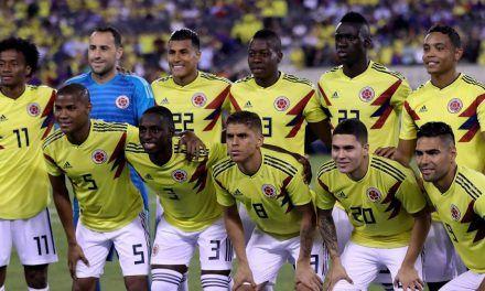 Selección Colombia quedó en la posición 15 del ranking de la FIFA