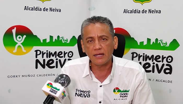 """""""AQUÍ NO SE TRATA DE PRIVATIZAR, SINO DE CONFORMAR UNA EMPRESA DE ECONOMÍA MIXTA"""": GORKY MUÑOZ"""