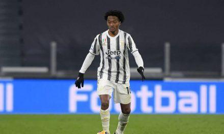 Doble asistencia y un gol anulado para Cuadrado en triunfo de la Juventus