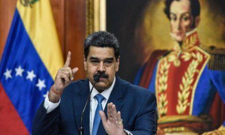 Maduro insiste que Colombia tiene un plan para asesinarlo
