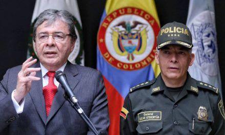 Revocan orden de arresto contra MinDefensa y el director de la Policía