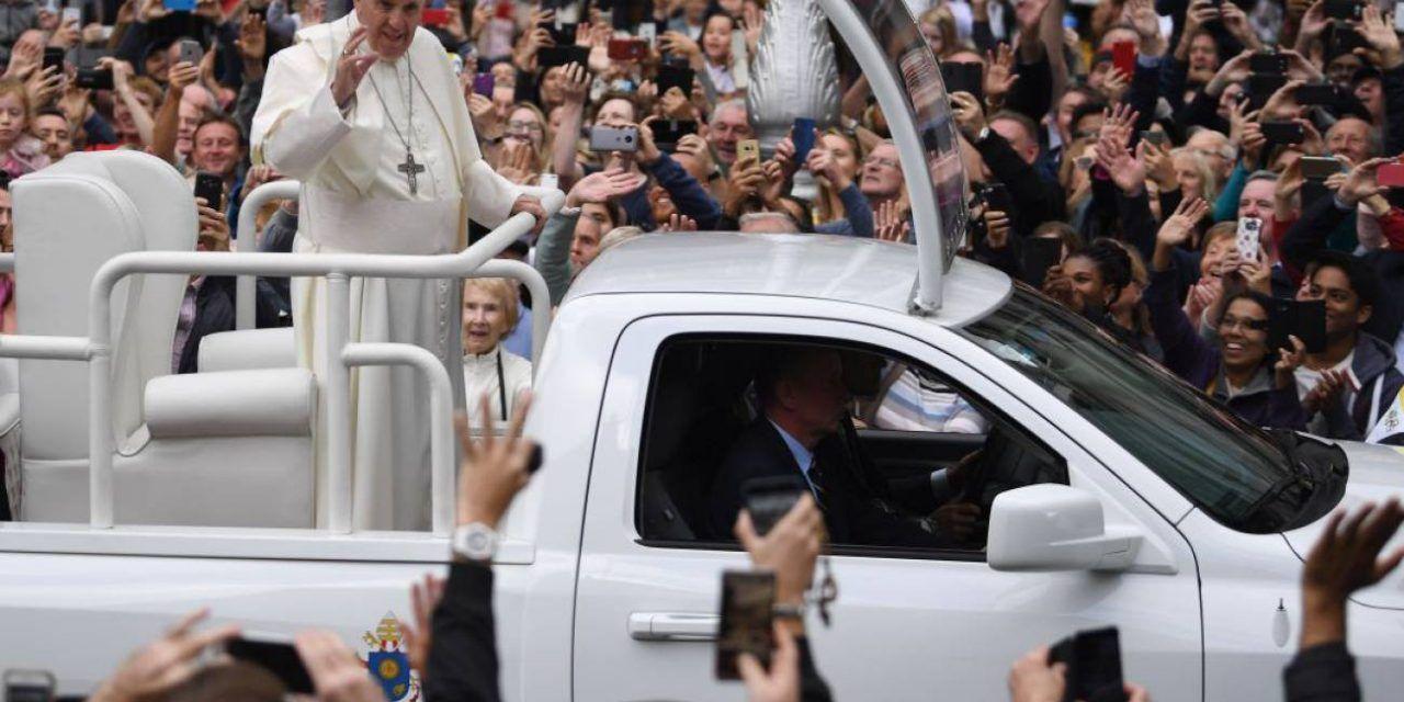 El Papa Francisco visitará Irak en 2021