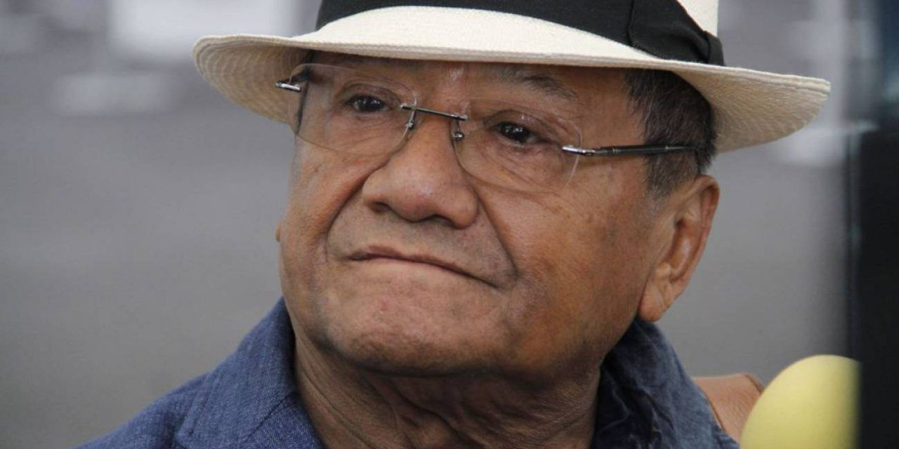 Falleció Armando Manzanero por COVID-19