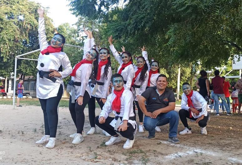 Entre varios grupos decidieron crear el Festival de Fin de Año por diferentes comunas de Neiva.