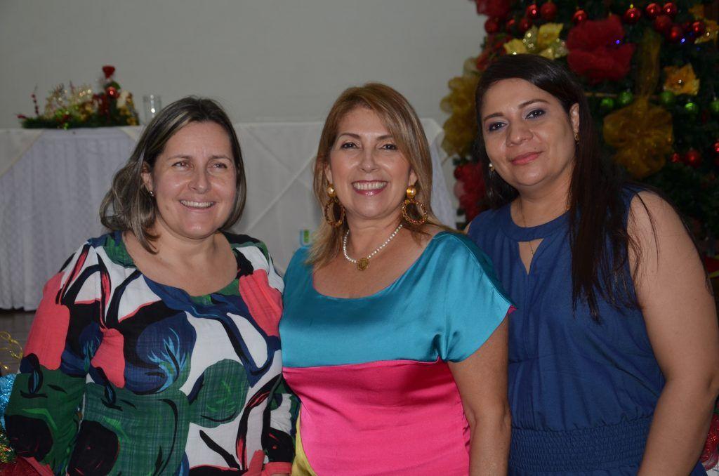 La ceremonia fue presidida por la directora seccional, Olga Patricia Sánchez y las subdirectoras de la institución Sandra Lucia Cuartas e Ivonne Maritza Vargas.