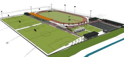 Este sería el Parque de Futbol que habían planeado construir en Neiva.