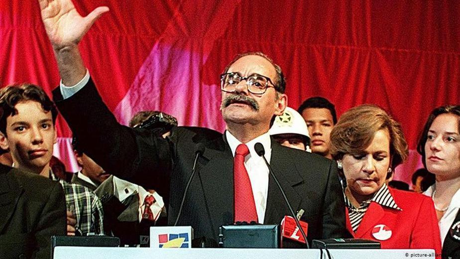Exsenador y excandidato presidencial de Colombia, Horacio Serpa Uribe