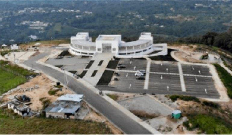Colombia tendrá el parque internacional de parapente