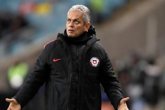 Reinaldo Rueda habría dejado la selección de Chile
