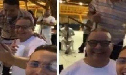 Investigan al alcalde que se fue a parranda vallenata