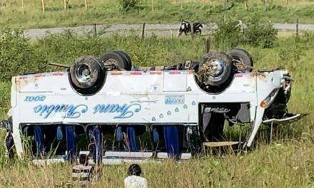 Cinco muertos dejó accidente en la ruta Popayán – El Bordo
