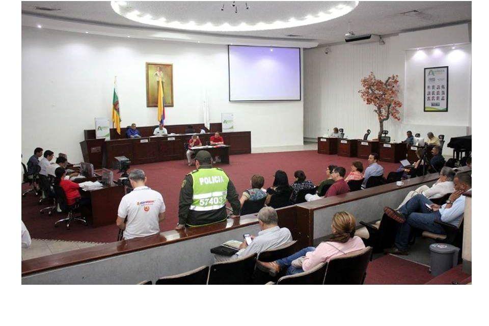Concejo decepcionó, Asamblea pasó raspando