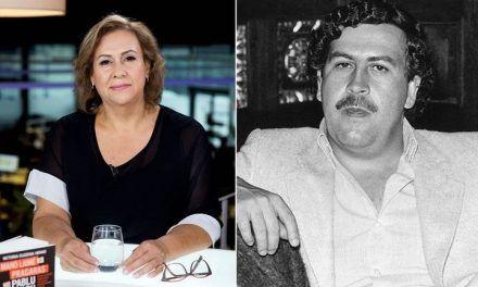 """""""Me casé con un psicópata"""": la viuda de Pablo Escobar"""