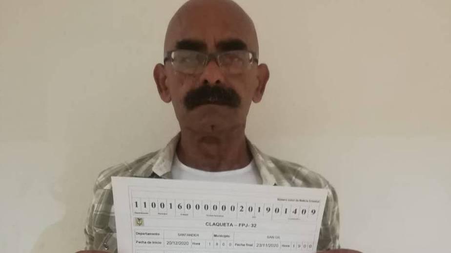 Capturan al hermano del exdirector de la Policía Rodolfo Palomino, quien integraba una banda delincuencial
