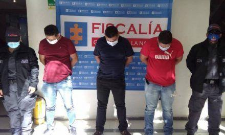 Capturan a policías que cobraban fiestas y permisos íntimos dentro de URI de Valledupar