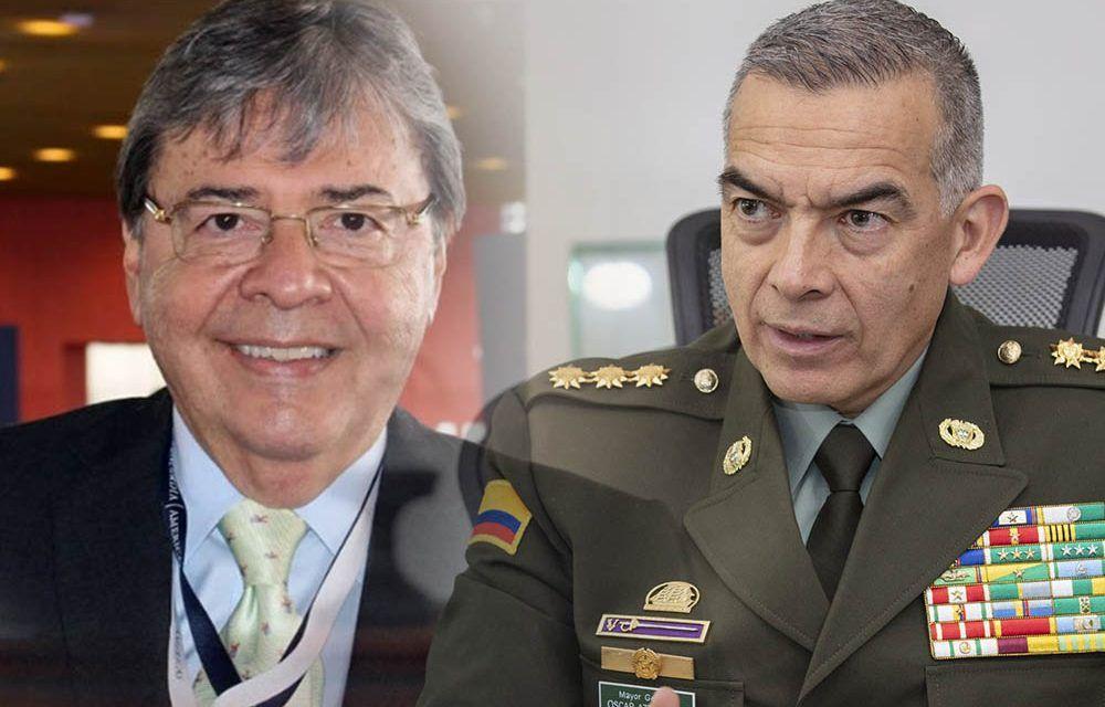 MinDefensa y Director de POLICÍA SERÁN ARRESTADOS POR TRES DÍAS