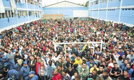 Más de 100 internos han fallecido dentro de las cárceles por Covid