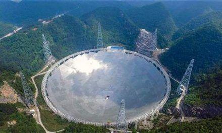 China inaugurará radiotelescopio para detectar vida extraterrestre