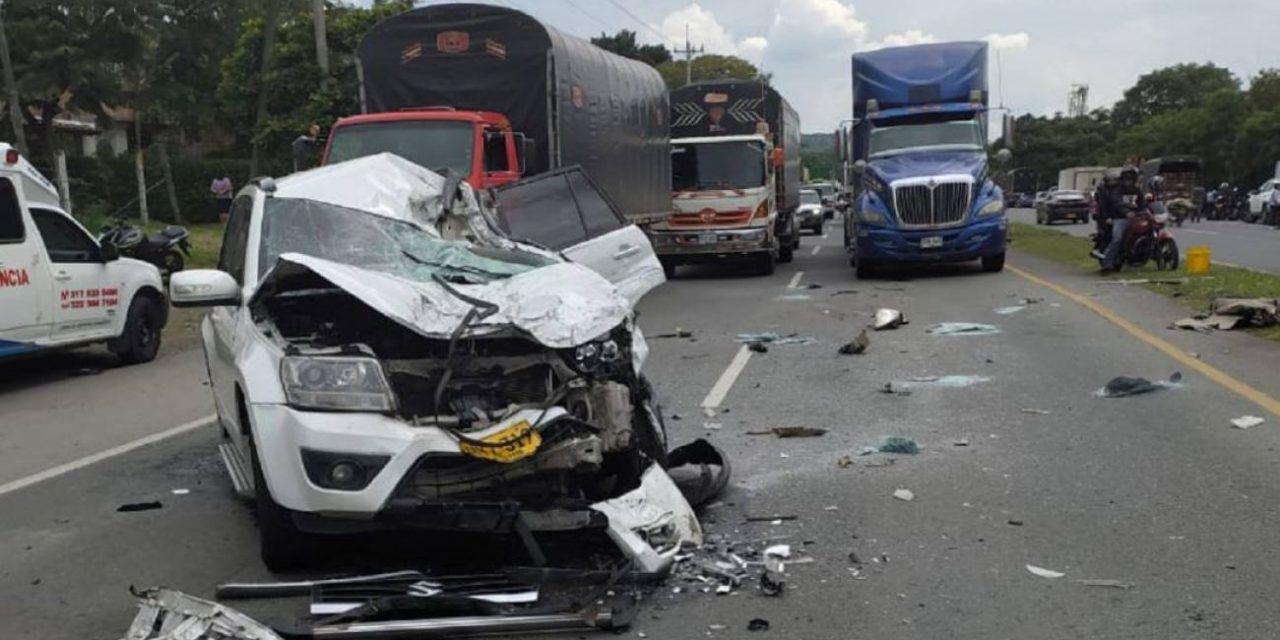 En el Huila cada 2,11 horas fallece una persona en accidente vial