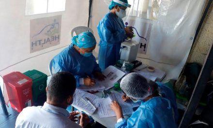 Notifican 129 nuevos casos positivos para el Huila