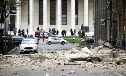 Un terremoto de 6,2 grados estremece Croacia