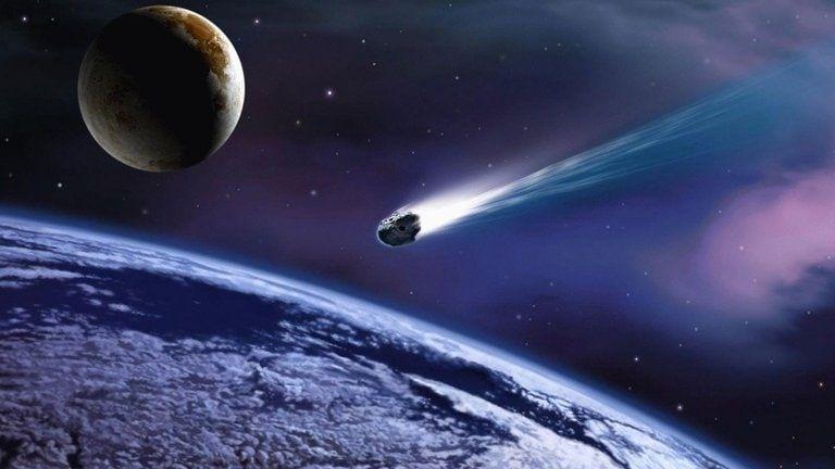 """La NASA busca respuestas de un objeto desconocido que """"rozó"""" la Tierra y volvería en febrero"""