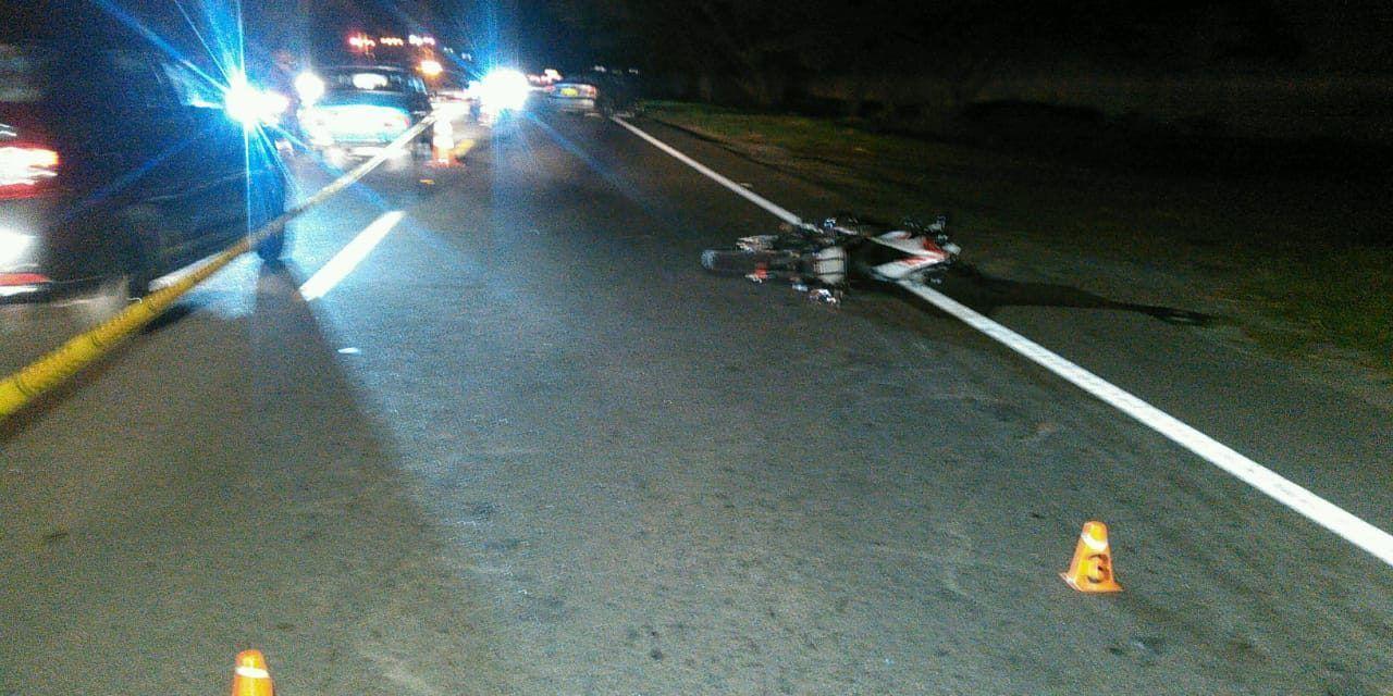 Accidente de tránsito cobró la vida de una pareja en el Juncal