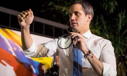 Guaidó convocó a una movilización el 5 de enero en apoyo a la Asamblea Nacional