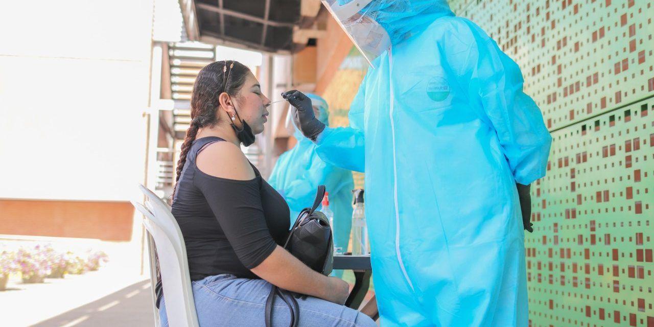 Colombia superó la barrera de los 12.000 contagios diarios de covid-19