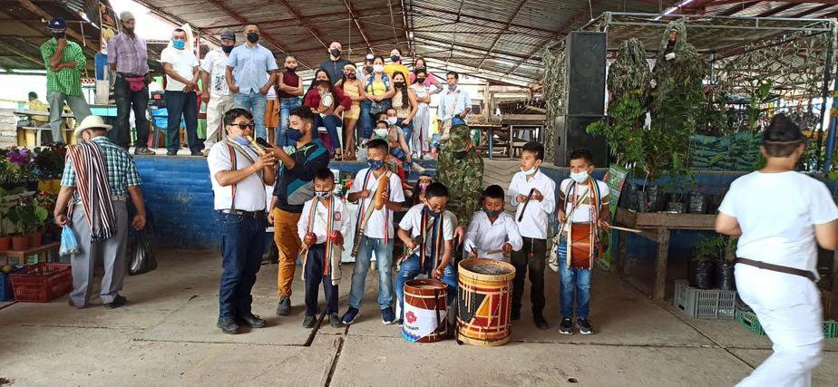 Primer Encuentro de Bandas Emergentes ´Pitalito, Un Pueblo que Vibra´.