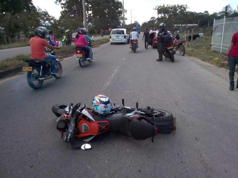 Los motociclistas aportan el mayor número de víctimas en las vías del departamento del Huila.