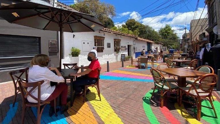 Se levanta pico y cédula en Bogotá para restaurantes y hoteles