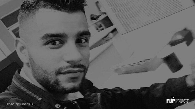 Rechazan asesinato del periodista Andrés Felipe Guevara