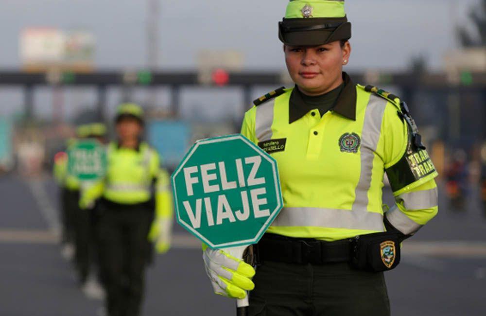Las autoridades brindarán seguridad en los principales ejes viales del departamento.